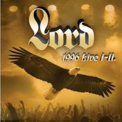 LORD: Live 1-2. (2012 remaster) (CD)