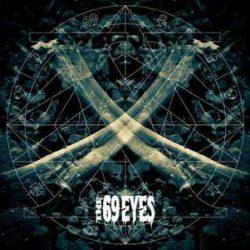 69 EYES: X. (CD)