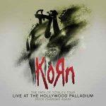 KORN: Live At The Hollywood Palladium (DVD+CD, 2-es kód)