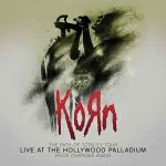 KORN: Live At The Hollywood Palladium (DVD+CD, 2-es kód)