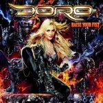 DORO: Raise Your Fist (CD,. 2012 Album)