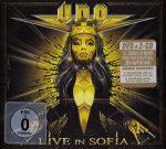 UDO: Live In Sofia (DVD+2CD, kódmentes)