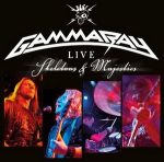 GAMMA RAY: Live Skeletons And Majesties (2CD)