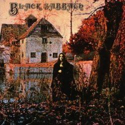 BLACK SABBATH: Black Sabbath  (CD)