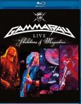 GAMMA RAY: Live Skeletons And Majesties (Blu-ray, 230', kódmentes)