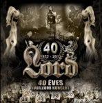 LORD: 40 éves jubileumi koncert (2CD)