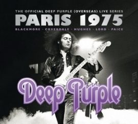 DEEP PURPLE: Paris 1975 (2CD)