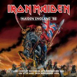 IRON MAIDEN: Maiden England (2CD) (akciós!)