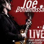 JOE BONAMASSA: Live From Nowhere (2LP)