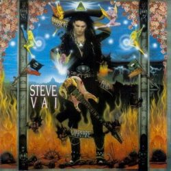 STEVE VAI: Passion & Warfare (LP, 180gr Audiophile)