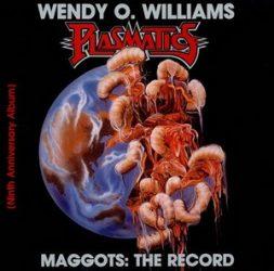 PLASMATICS: Maggots - The Record (CD)