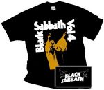 BLACK SABBATH: Vol.4. (póló)