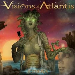 VISIONS OF ATLANTIS: Ethera (+bonus, digipack) (CD)