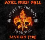 AXEL RUDI PELL: Live On Fire (2CD)