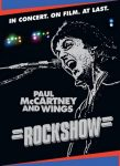 PAUL MCCARTNEY & WINGS: Rockshow (DVD+book, 139', kódm.)