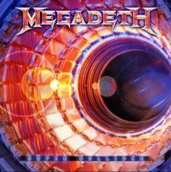 MEGADETH: Super Collider (CD) (akciós!)