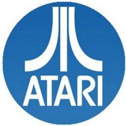 ATARI (jelvény, 2,5 cm)