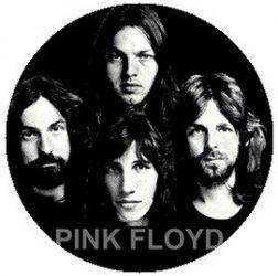PINK FLOYD: Band (jelvény, 2,5 cm)