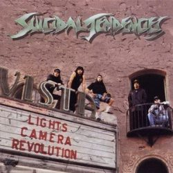 SUICIDAL TENDENCIES: Lights, Camera, Revolution (LP, 180gr, audiophile)