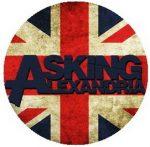 ASKING ALEXANDRIA: GB (jelvény, 2,5 cm)