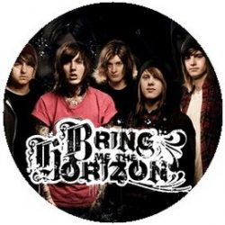BRING ME THE HORIZON: Band (jelvény, 2,5 cm)