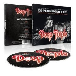 DEEP PURPLE: Live In Coppenhagen '72 (2CD)