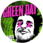 GREEN DAY: Uno! (jelvény, 2,5 cm)