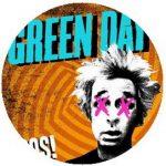 GREEN DAY: Dos! (jelvény, 2,5 cm)