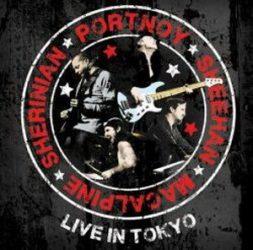 PORTNOY/SHEENAN/MACALPINE/S.: Live (2CD)