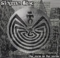 MAGMA RISE: The Man In The Maze (CD)