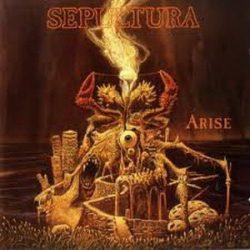 SEPULTURA: Arise (CD, +3 bonus)