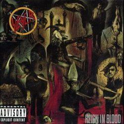 SLAYER: Reign In Blood (CD, +bonus)