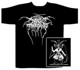 DARKTHRONE: Baphomet (póló)