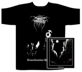 DARKTHRONE: Transilvanian Hunger (póló)