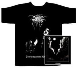 DARKTHRONE: Transilvanian Hunger (póló)