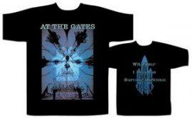 AT THE GATES: Burning Darkness (póló)
