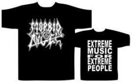 MORBID ANGEL: Extreme Music (póló)