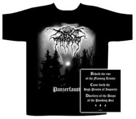 DARKTHRONE: Panzerfaust (póló)