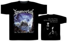 IMMORTAL: At The Heart Of W. (póló)