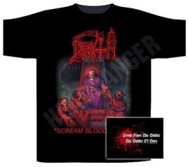 DEATH: Scream Bloody Gore (póló)