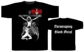 MARDUK: Christ Raping Black Metal (póló)