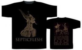 SEPTIC FLESH: Communion (póló)