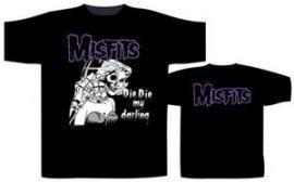 MISFITS: Die Die My Darling (póló)