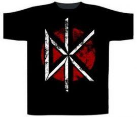 DEAD KENNEDYS: Vintage Logo (póló)