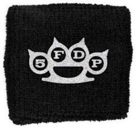FIVE FINGER DEATH PUNCH: Knuckles (frottír csuklószorító)