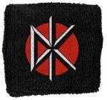 DEAD KENNEDYS: Dk Logo  (frottír csuklószorító)