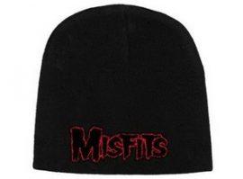 MISFITS: Red Logo (kötött sapka)