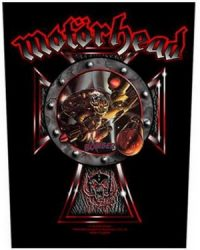 MOTORHEAD: Bomber (hátfelvarró / backpatch)