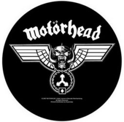 MOTORHEAD: Hammered (hátfelvarró / backpatch)