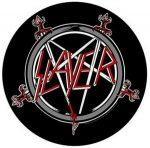 SLAYER: Pentagram (hátfelvarró / backpatch)